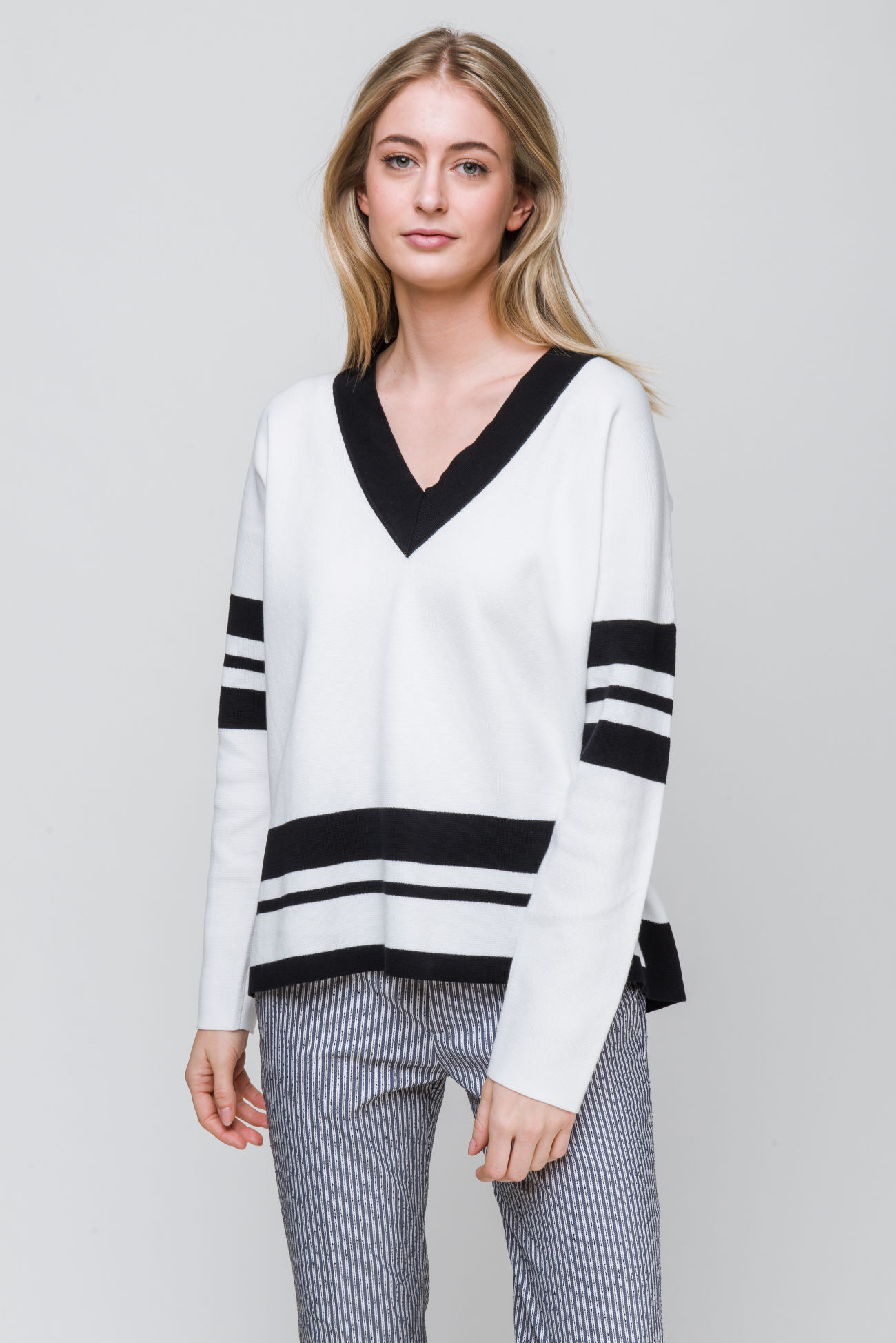 Milano knit sweater