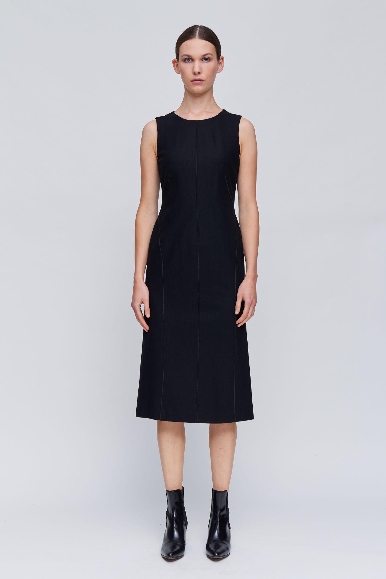 Waisted dress