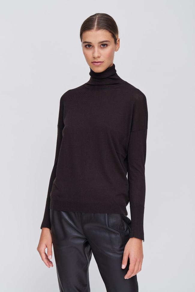 Weiter Pullover