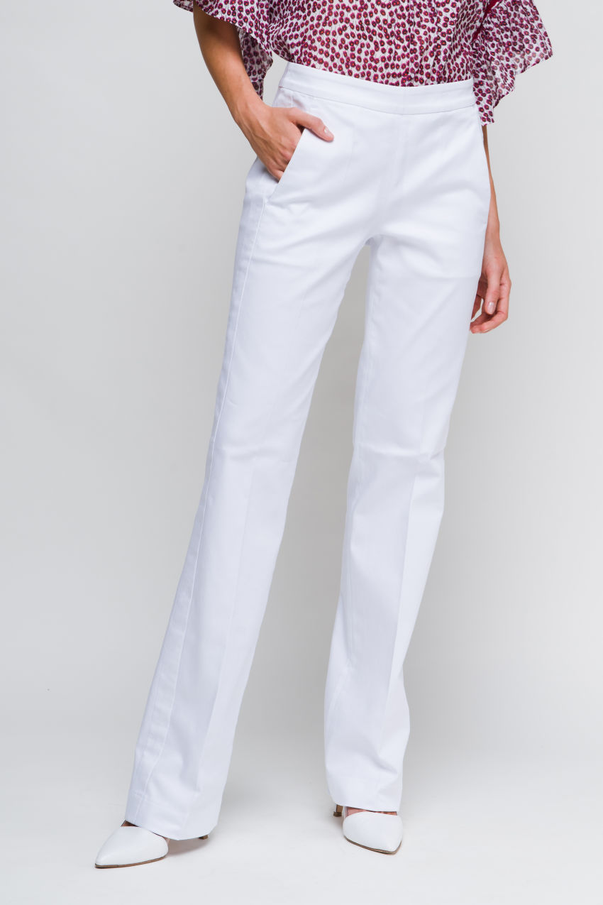 Elegante Denim Hose