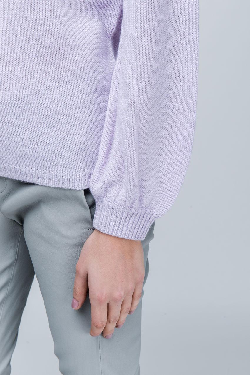 Reiner Kaschmir-Pullover