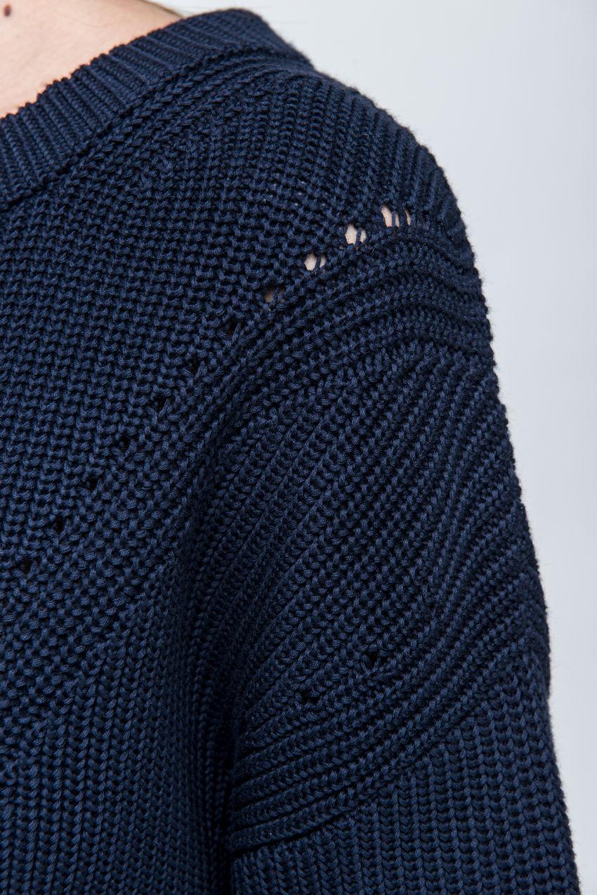 Baumwoll-Mix-Pullover