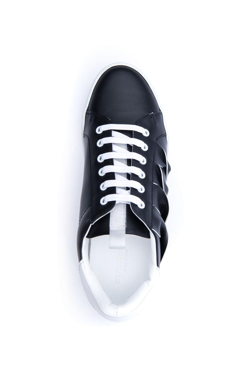 Weiche Leder-Sneaker
