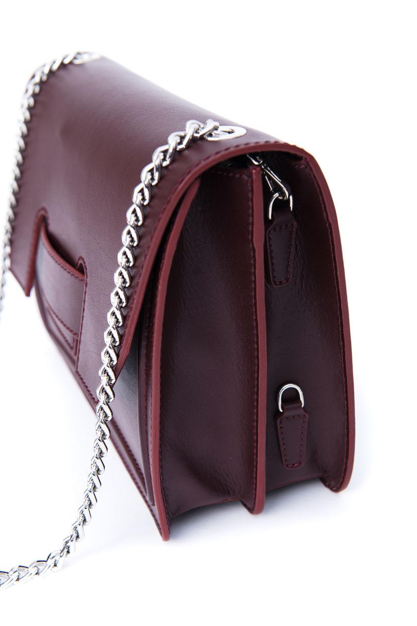 INO Bag aus weichem Kalbsleder