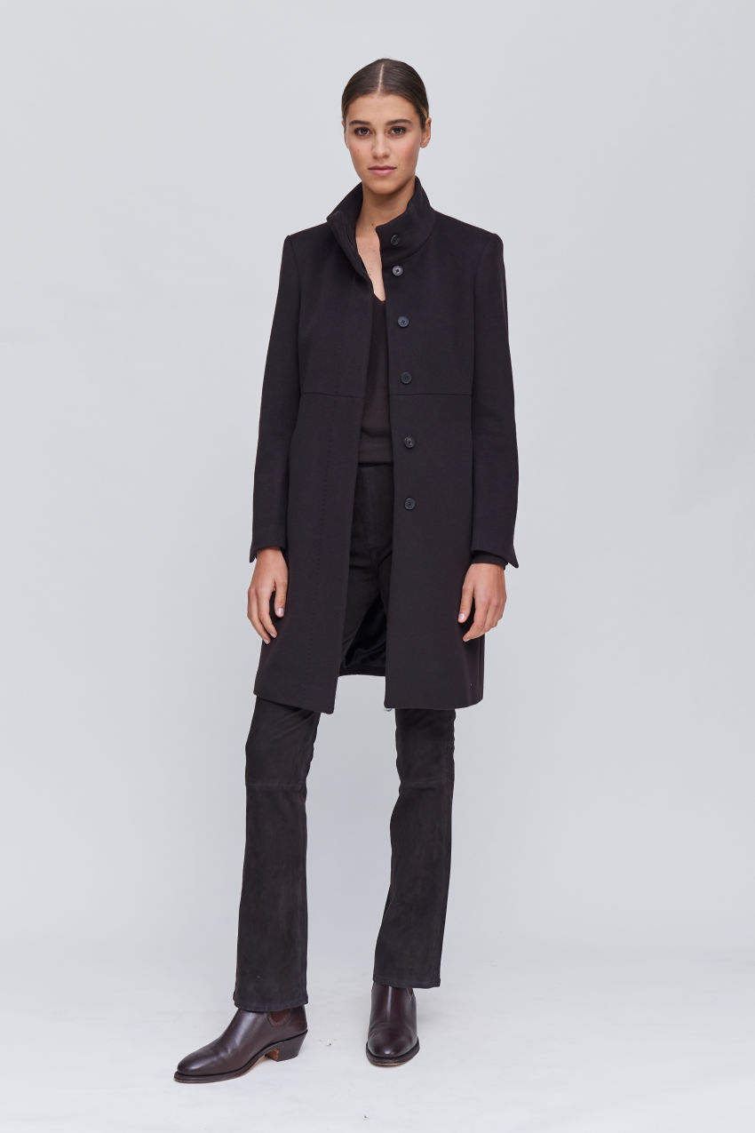 V-Ausschnitt Pullover