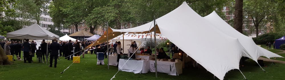 charity event portman square gardens