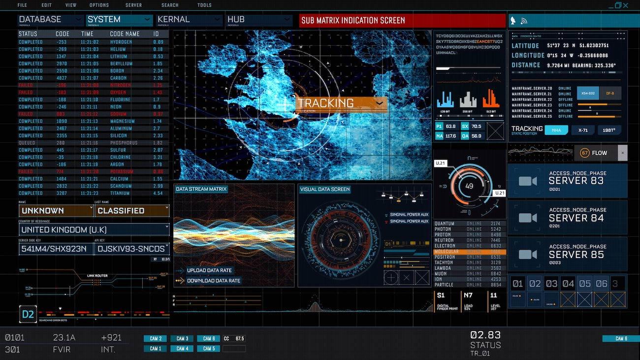 Hacker Interface