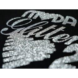 Siser Moda Glitter 2 Moda glimmerfolie - metermål