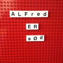 Klistermærke alfabet til legoklodser