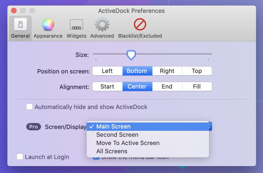 ActiveDock 2 Screenshot