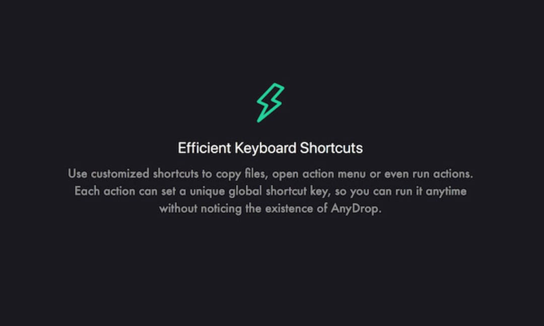 AnyDrop Screenshot