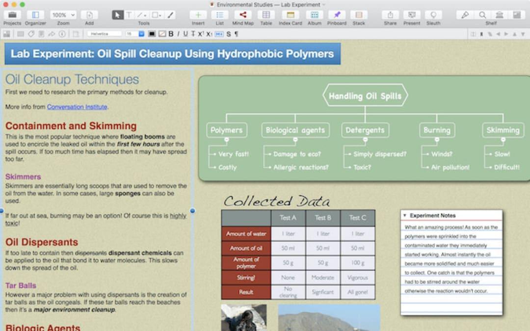 Curio Professional Screenshot