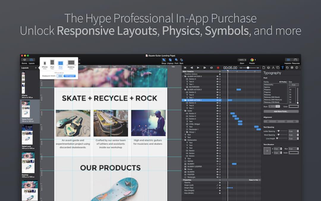Hype Screenshot