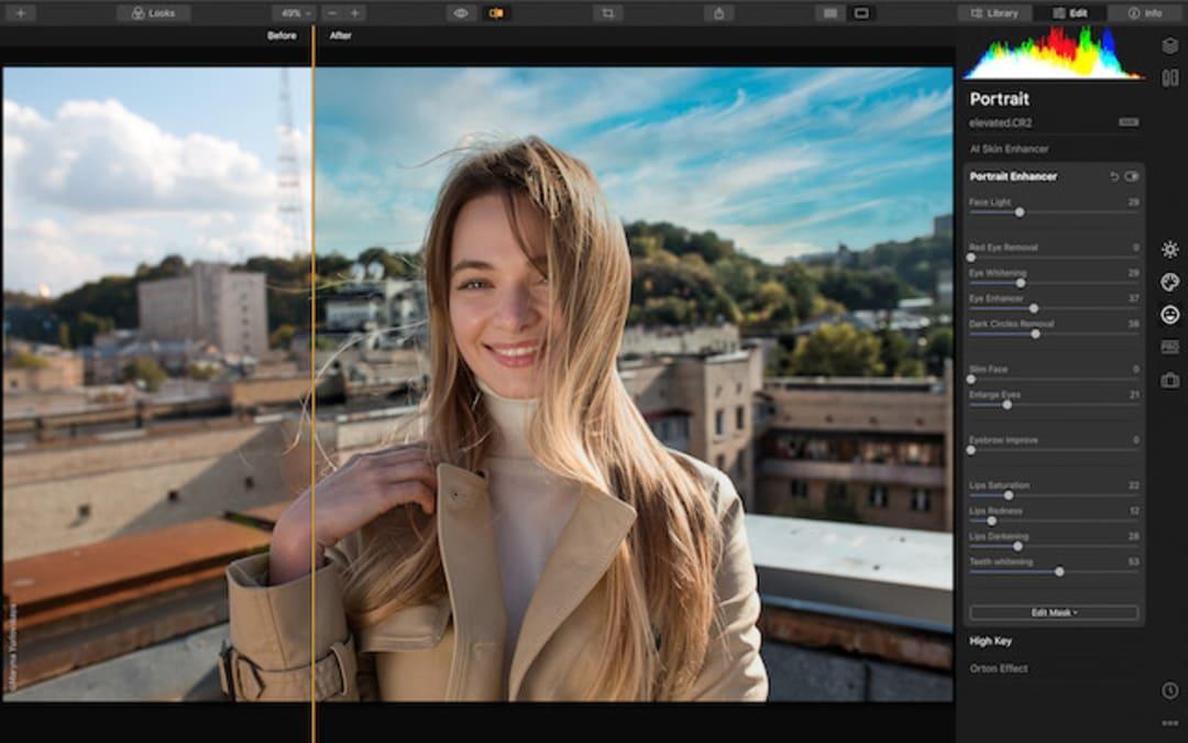 Luminar 4 Screenshot