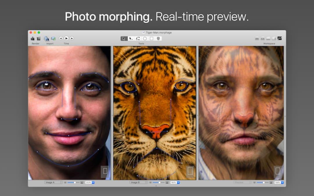 Morph Age Screenshot