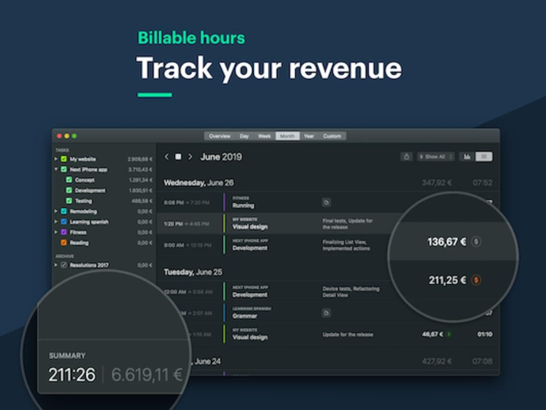 Timemator Screenshot