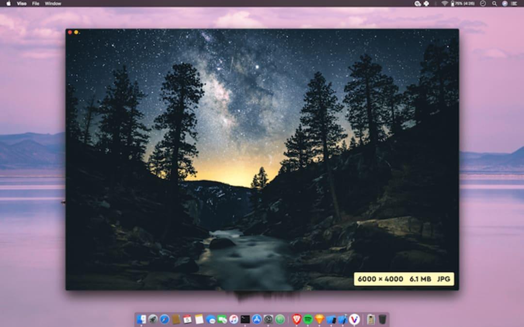 Viso Screenshot