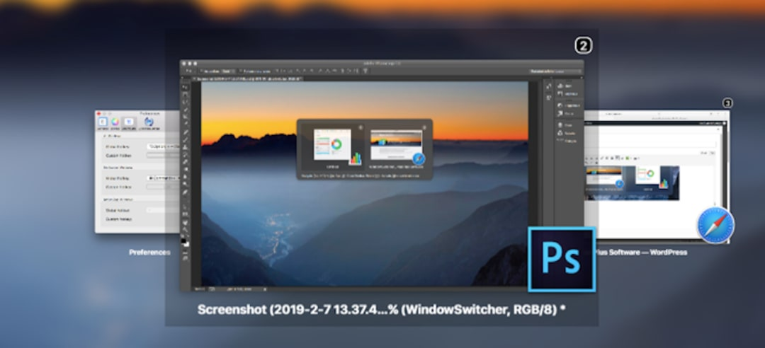 WindowSwitcher Screenshot