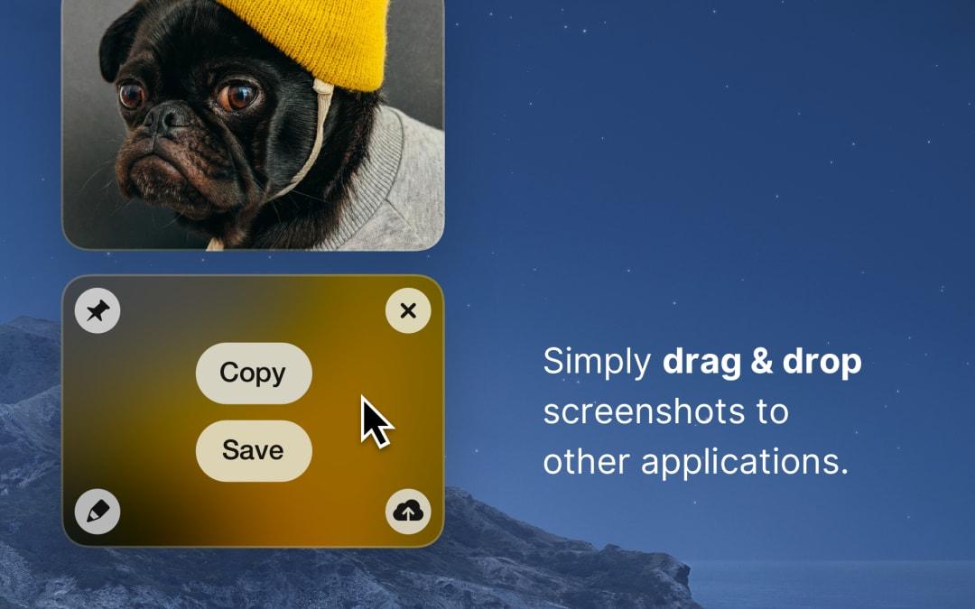 CleanShot X Screenshot