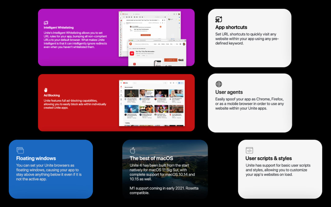 Unite 4 Screenshot