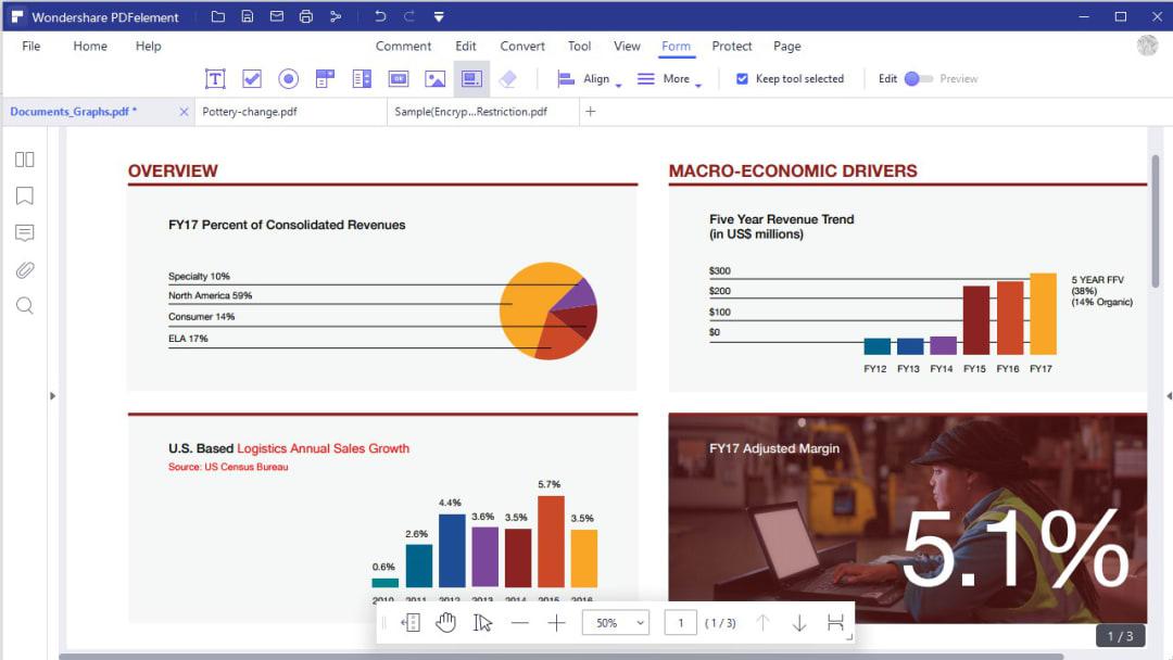 PDFelement Screenshot
