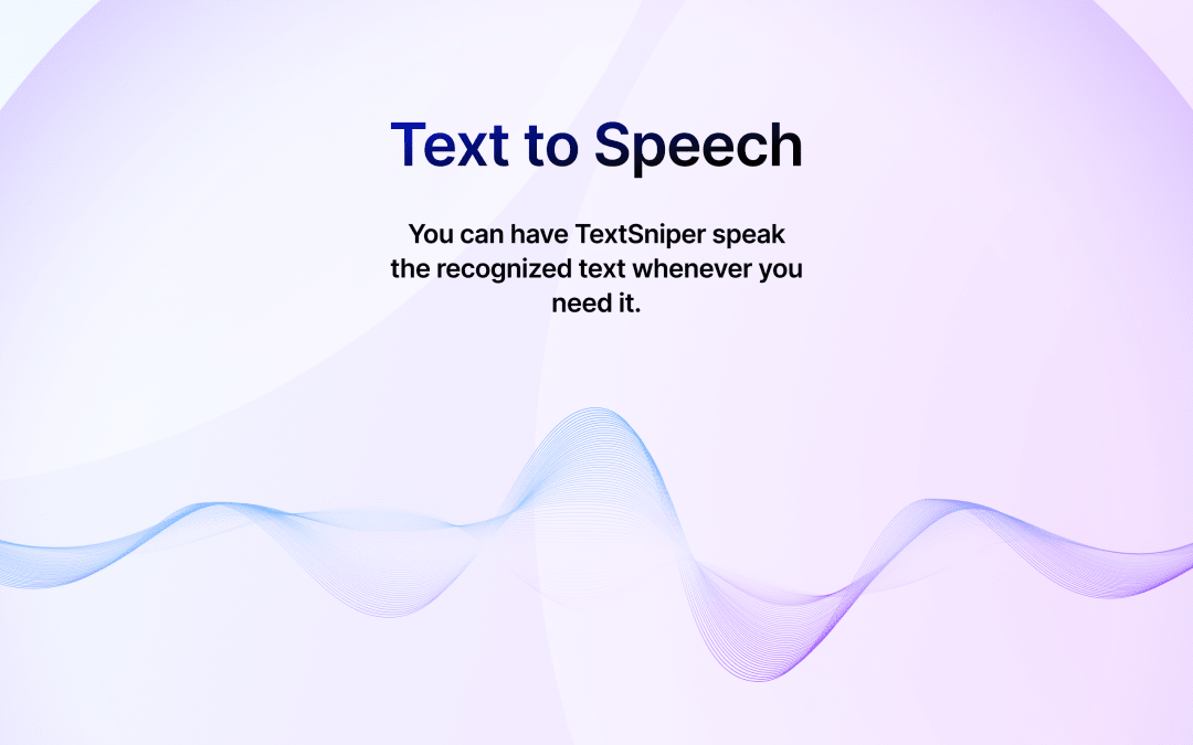 TextSniper Screenshot