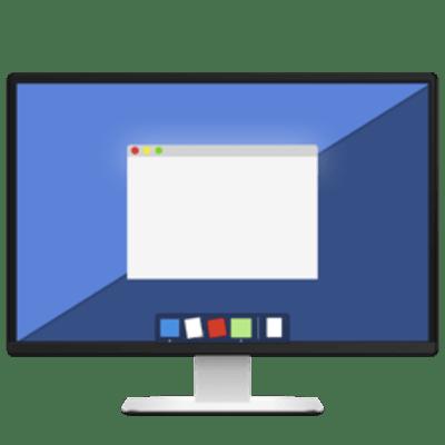 DeskCover Pro Icon