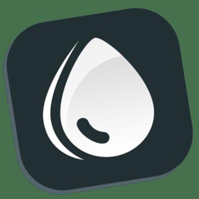 Dropshare Icon