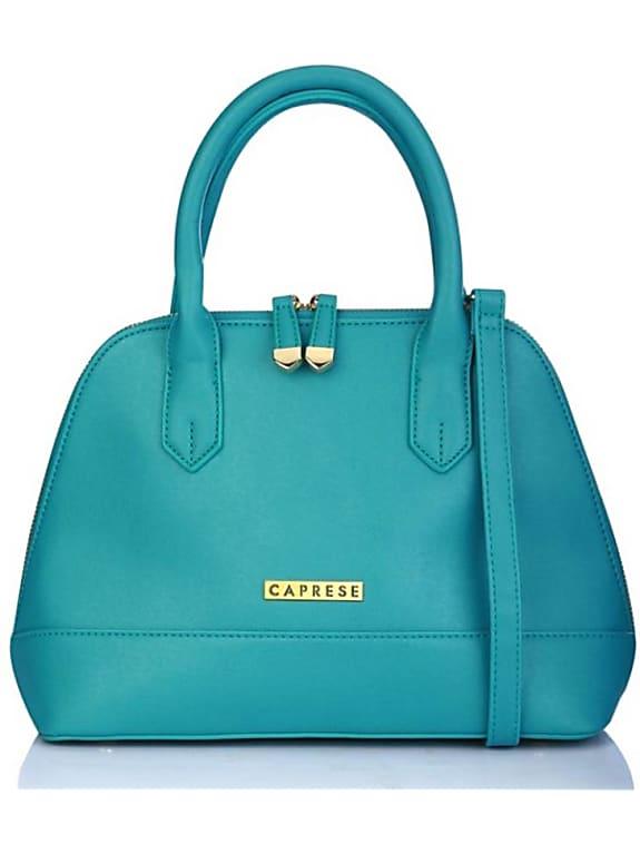 caprese satchel  (blue)
