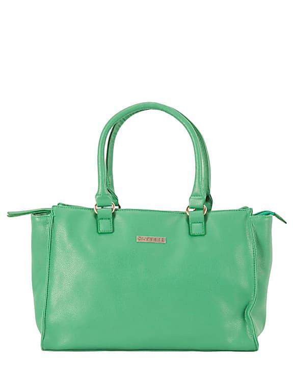 caprese betty satchel medium bottle greencaprese betty satchel medium bottle green