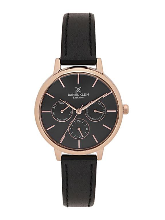 women black analogue watch