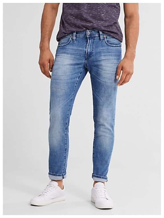 esprit men blue jeans
