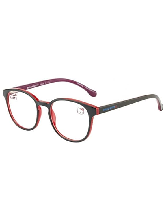 hello kitty full rim wayfarer frame