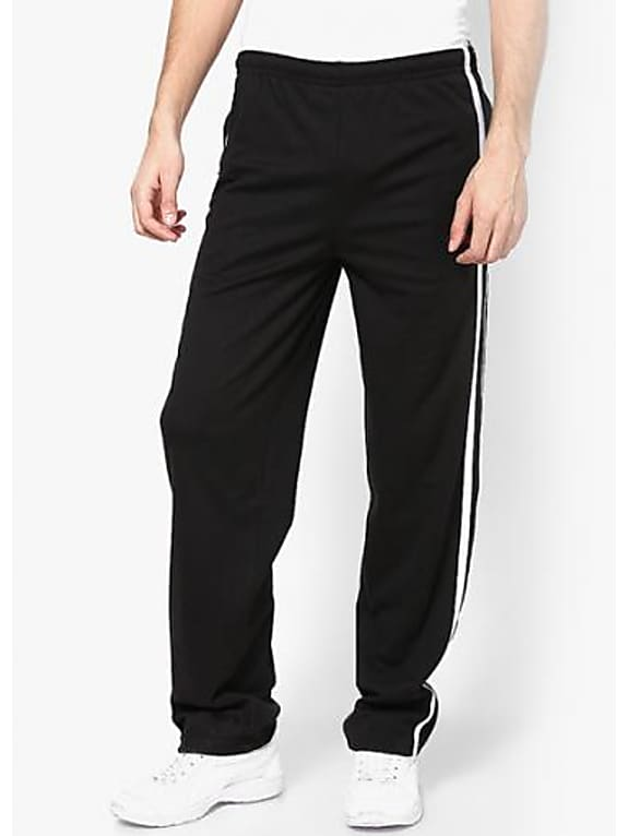 berge black trackpants