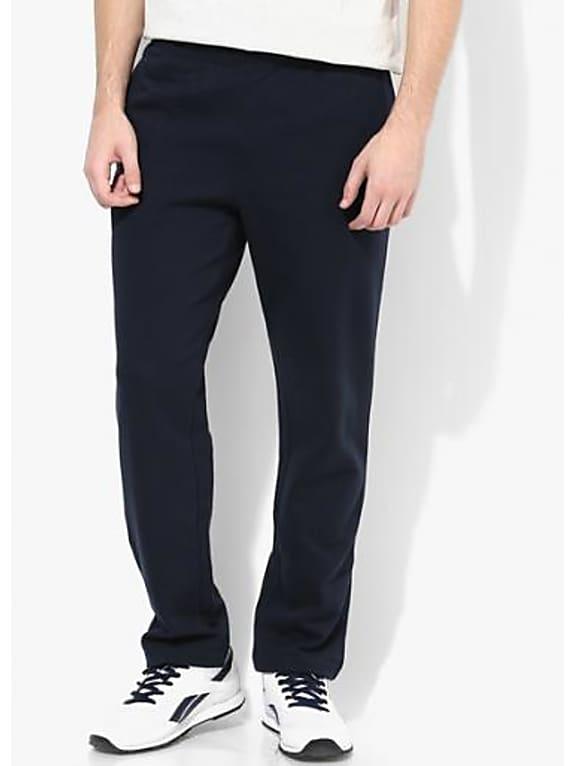 nautica navy blue track pant
