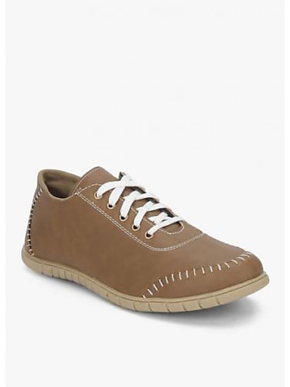 aero brown sneakers