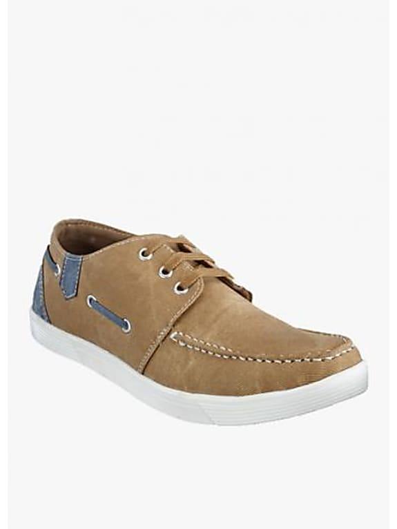 yepme tan sneakers
