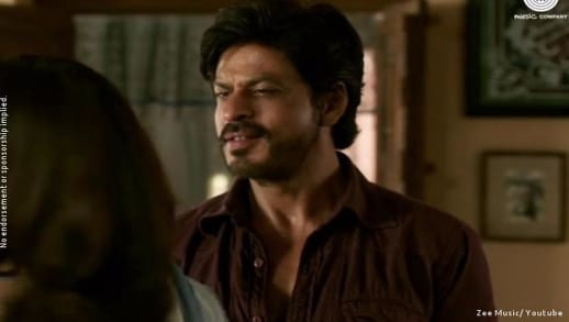 raees featuring shah rukh khan udi udi jaye, raees, 2017
