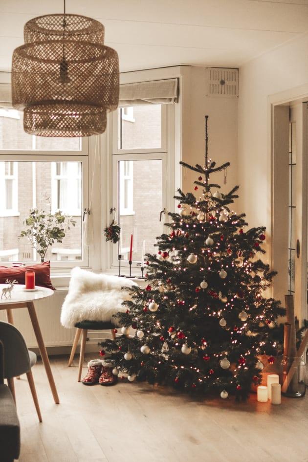 Où acheter un sapin de Noël à Amsterdam ?