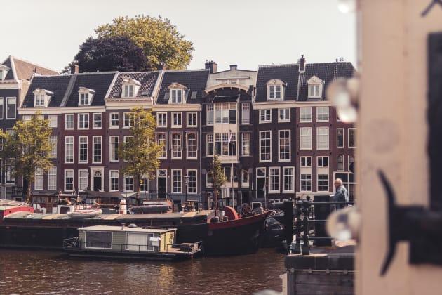 Hello again, Amsterdam !