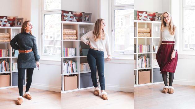 5 tenues cosy pour travailler à la maison