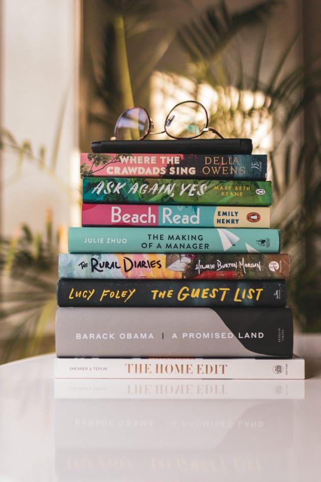 Les livres que j'ai lu en 2020