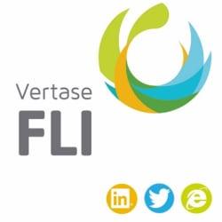 Vertase FLI logo