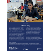 ChildHope Story Poster 4