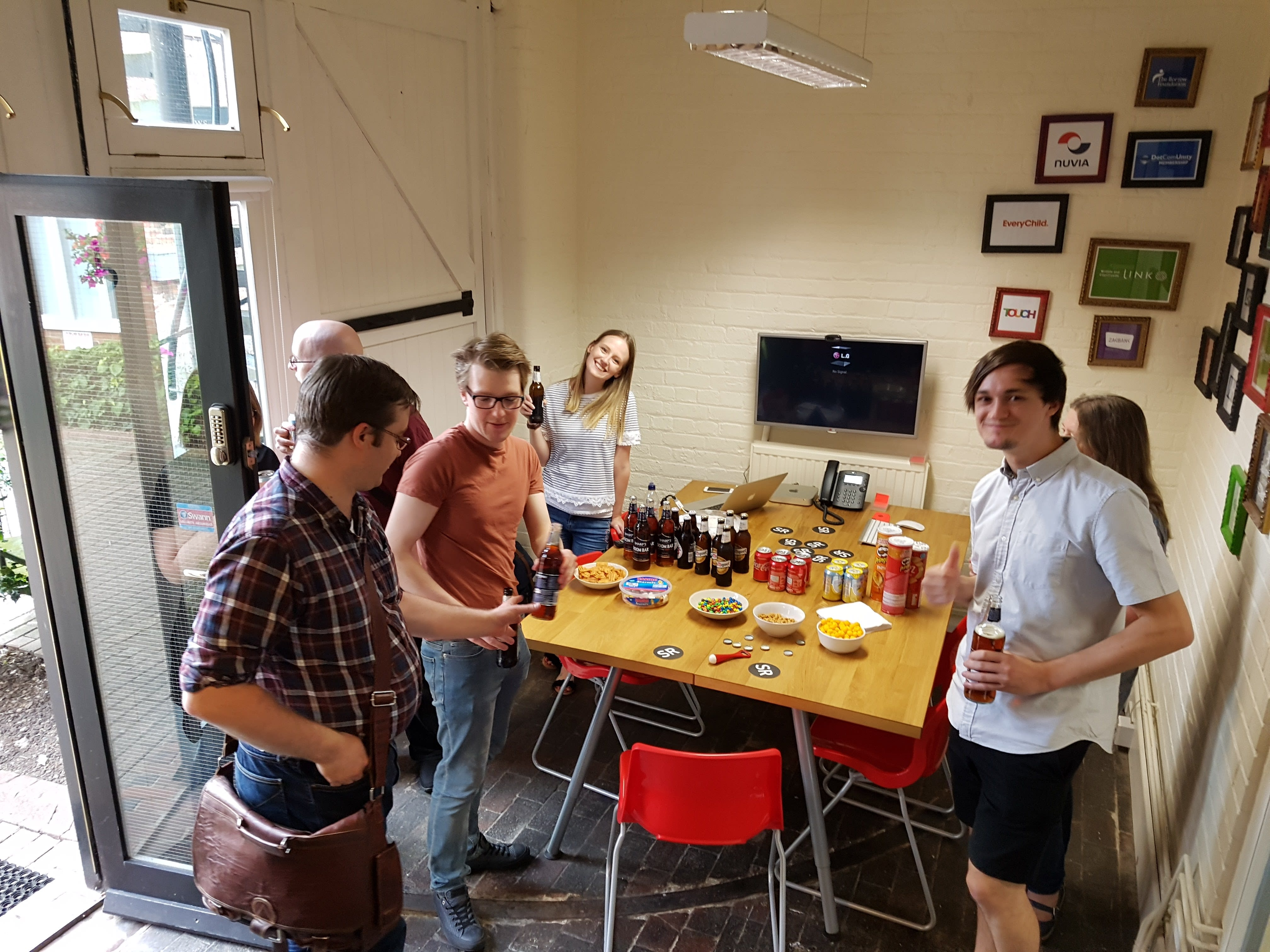 Winchester Creatives - July 2017 Edition