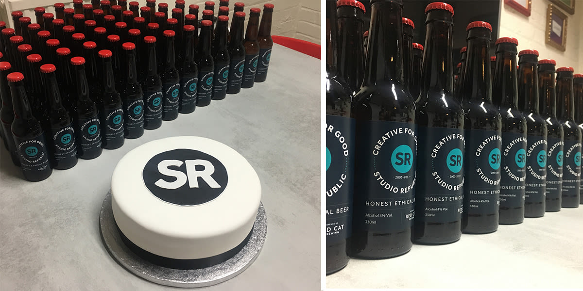 Studio Republic Celebrates turning 14!