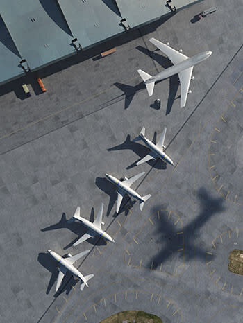 View_from_top_of_five_planes