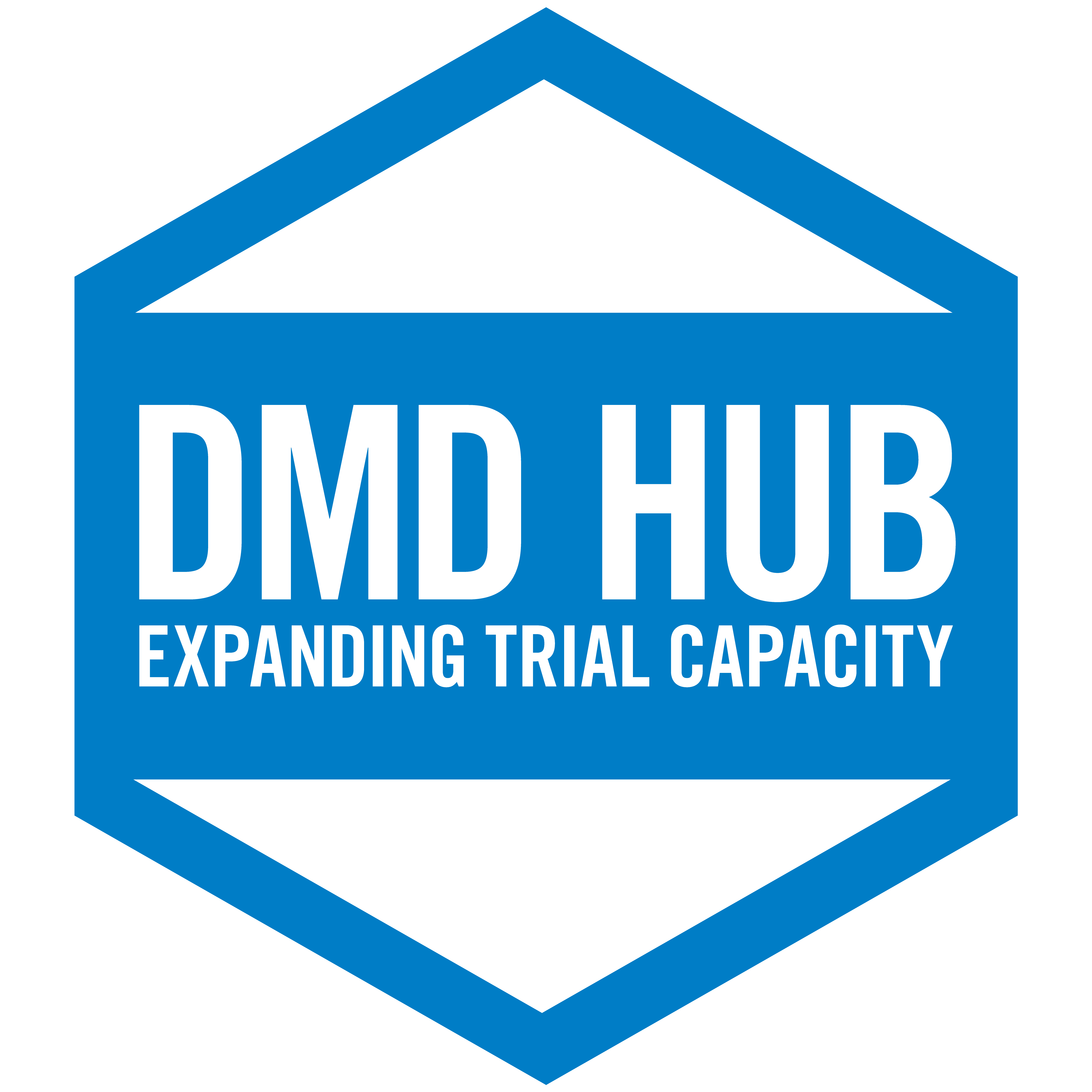 DMD Hub logo