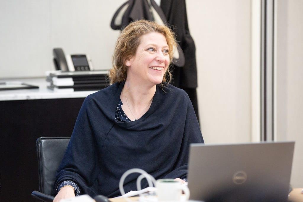 Fleur Chandler, chair of project HERCULES steering group