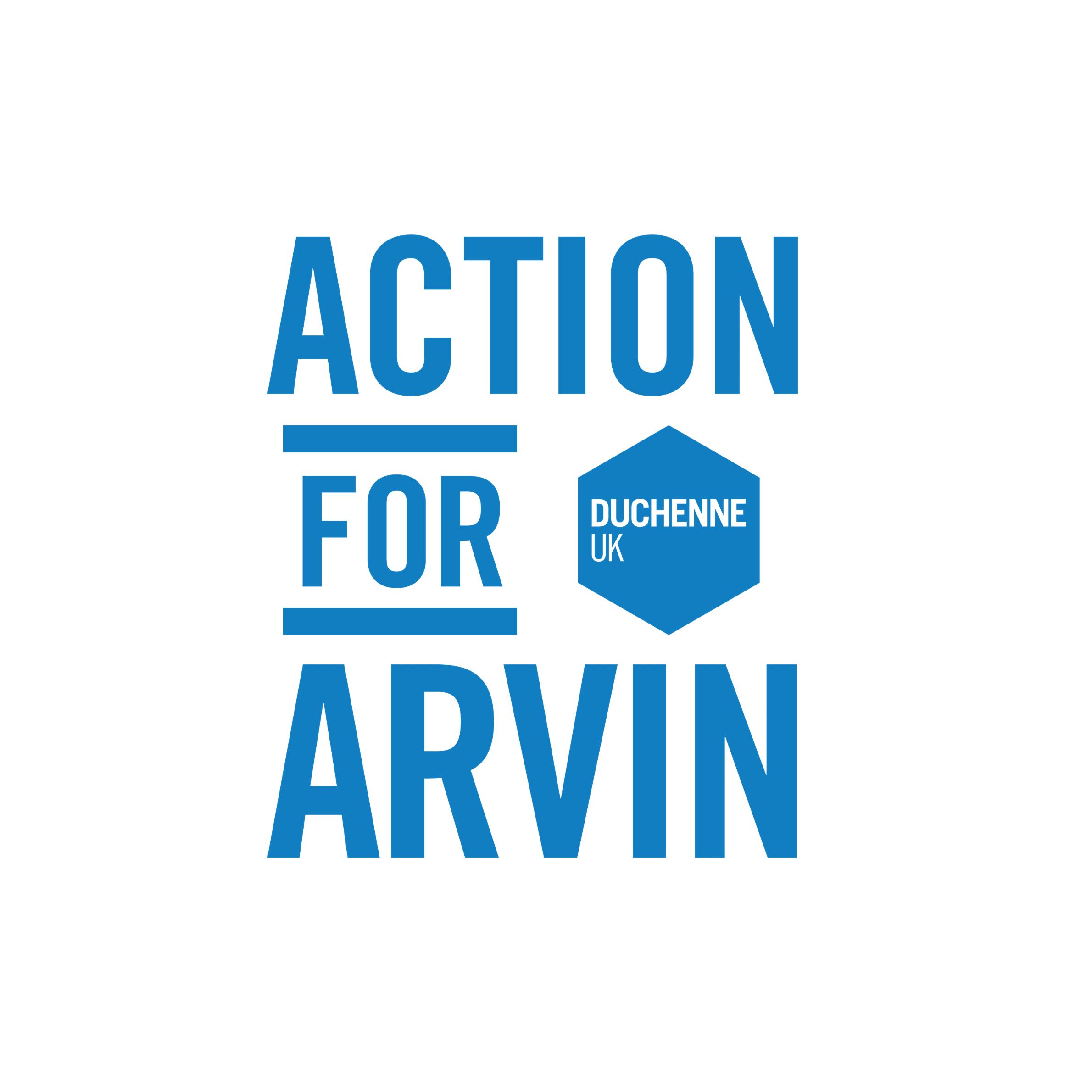 Action for Arvin FFF Logo